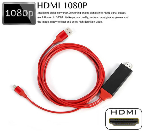 SmartLink™ - HDMI Adapter Cable for iOS