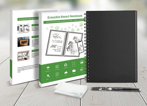 DigiNote™ - Erasable Notebook w/ Cloud Storage