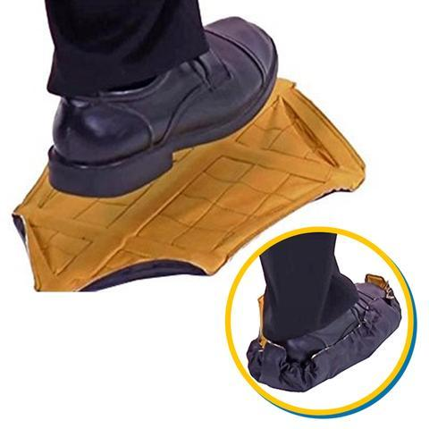 InstantCovers™ - Hands-Free Shoe Covers (1 Pair)