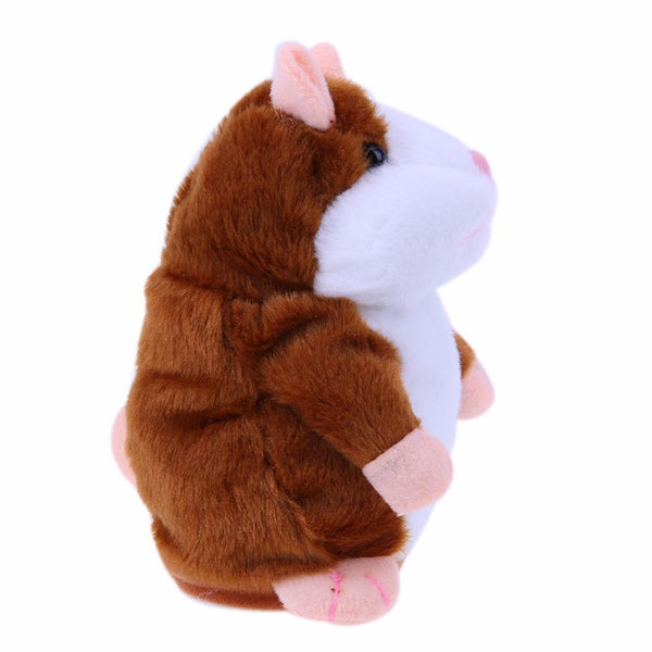 LIMITED EDITION - Talking Hamster Plush
