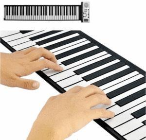 PianoRoll™ - Foldable Electronic Piano