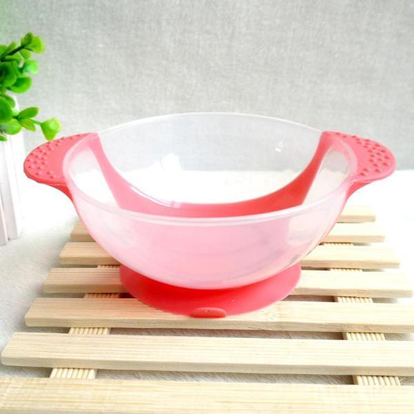 3-in-1 Baby Suction Bowl