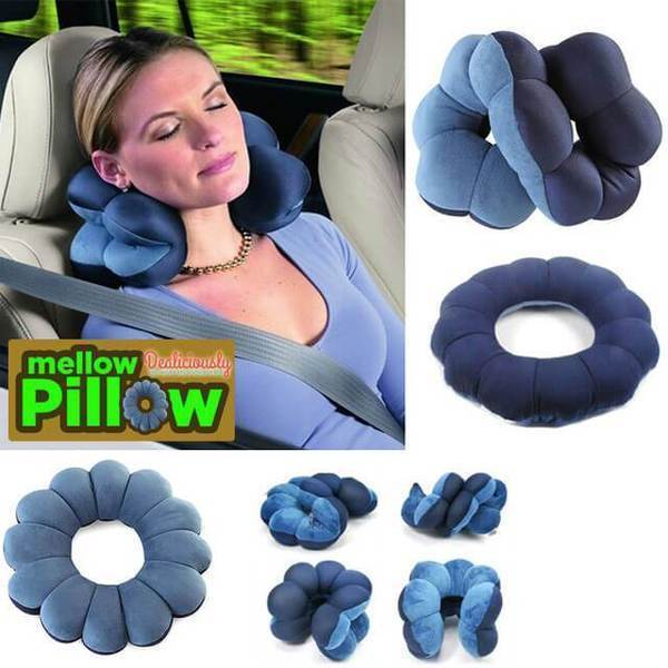 MellowPillow™ - Flexible & Versatile 5-in-1 Pillow