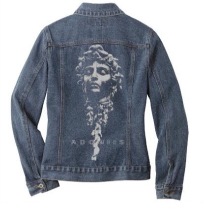 Medusa  Denim Jacket