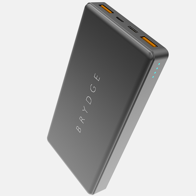 Portable Battery with USB-A, USB-C and Quick Charge