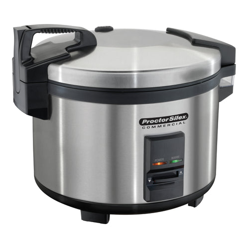 Proctor Silex Commercial 37540 40 Cup Rice Cooker / Warmer