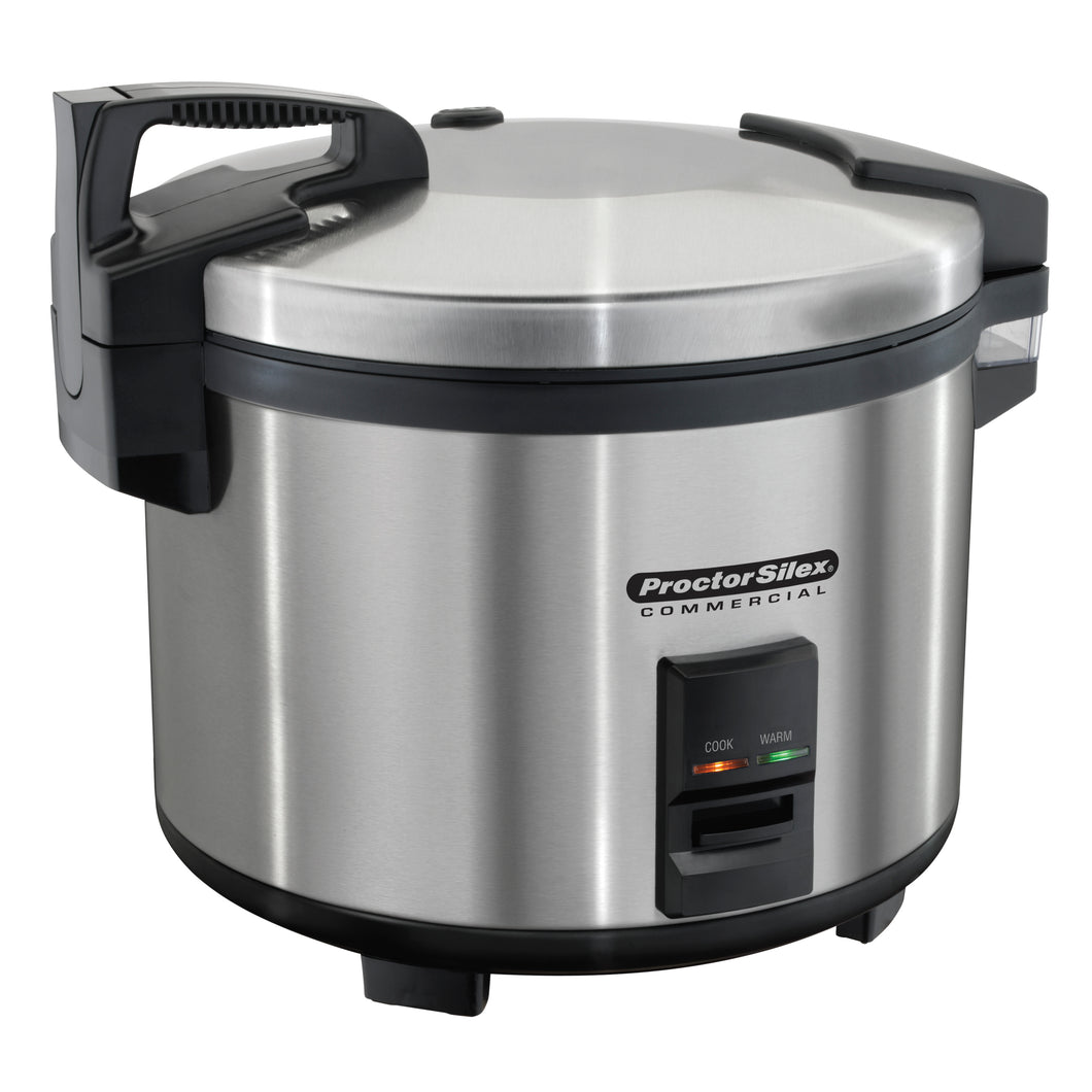 Proctor Silex Commercial 37560R 60 Cup Rice Cooker / Warmer