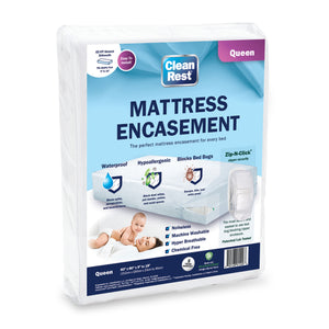 CleanRest® Mattress Encasement