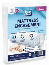 Load image into Gallery viewer, CleanRest® Mattress Encasement