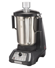 Load image into Gallery viewer, Hamilton Beach Commercial HBF1100S EXPEDITOR™3.5 HP, Variable Speed , Chop,Lid Interlock, 1 Gallon / 4L Stainless Steel Container
