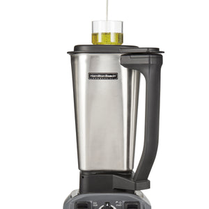 Hamilton Beach Commerical HBF510S EXPEDITOR™2.4 Peak HP, Variable Speed, Pulse, Chop, 64 oz / 1.8L Stainless Steel Container
