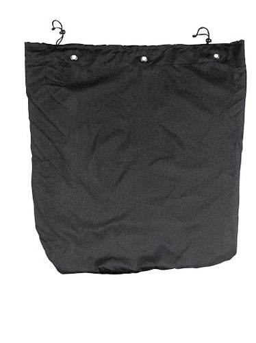 H1S Laundry Hamper Replacement Bag (Black) (6 Bags Per Case)