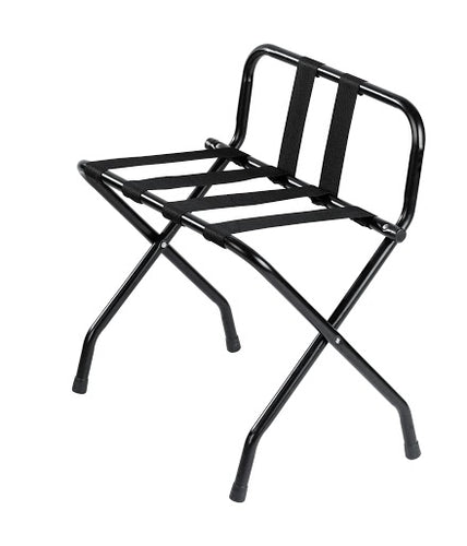 H1S Black Powder Coat Luggage Rack - Black (4 Racks Per Case)