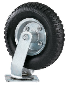 "H1S 8"" Pneumatic (air filled) Wheel - Swivel"