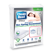 Load image into Gallery viewer, CleanRest® PRO Box Spring Encasement