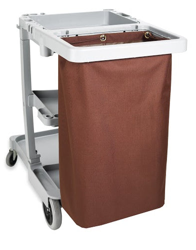 H1S Housekeeping Cart Bag (Rubbermaid) (20 Bags Per Case)