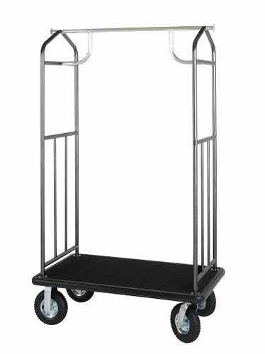 H1S Powder Coat (hammertone finish) Bellman's Cart