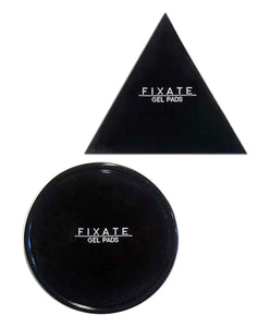 Portable Fixate Gel Pads - Strong Reuse-able Stick Glue (2 Pieces)
