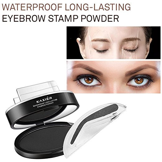 Amazing Waterproof Eyebrow Stamp (3 brow shapes included free)