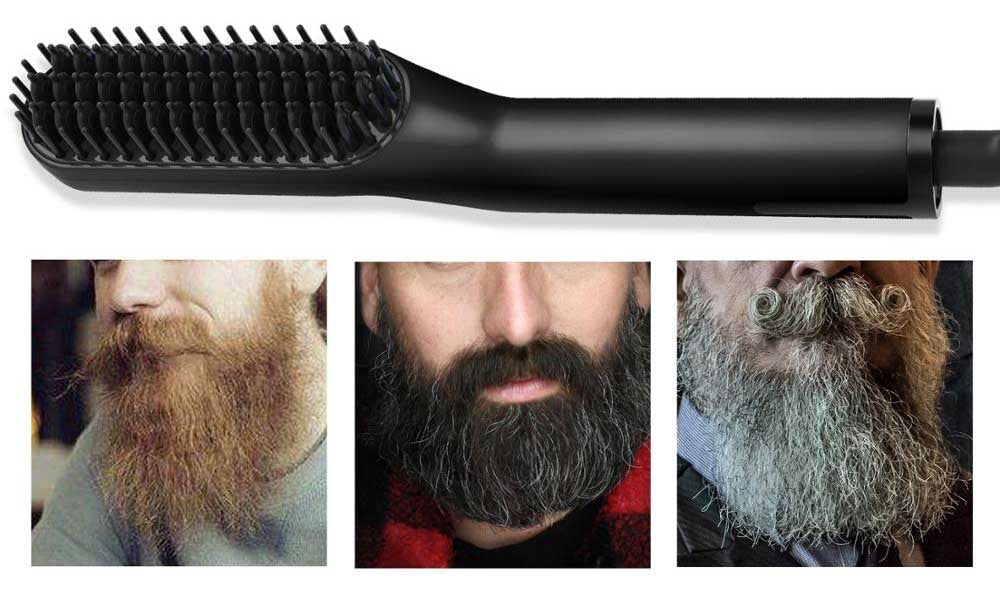 Smooth Glide Beard Straightener