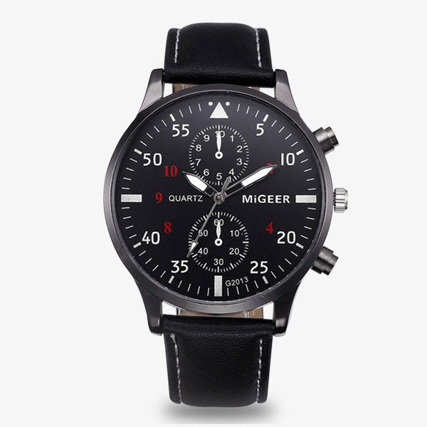 MIGEER Mens Fashion Business Watch