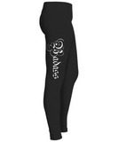 Badass Black Leggings Sizes S-XXXL - Bad Ass Shoes