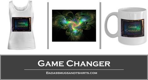 Game Changer Mug and T-Shirt Gift Set