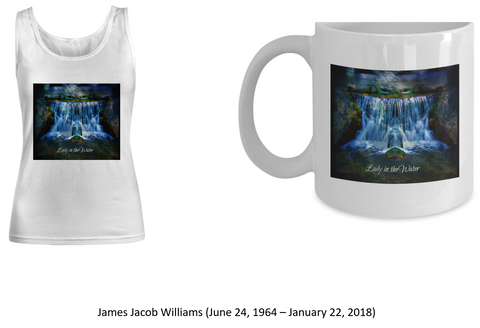 Lady in the Water Women's Tank and Coffee Mug Set - Bad Ass Shoes