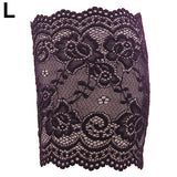 New Arrival Women Fashion Stretch Lace Floral Boot Leg Cuffs Soft Boot Socks Leg Warmers - Bad Ass Shoes
