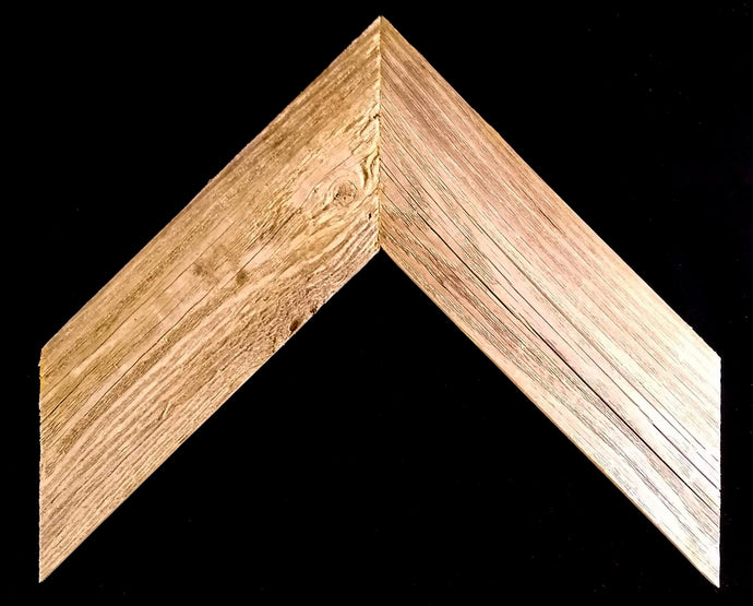 Chevron Decor - Rustic (3PK) - Large