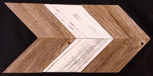 Chevron Decor - Rustic (3PK) - Small