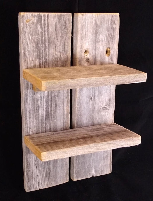Rustic Key Shelf