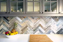 Vinta Wood™ Herringbone Planks Direct Application 3""