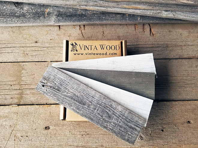 Vinta Wood™ Sample Packs