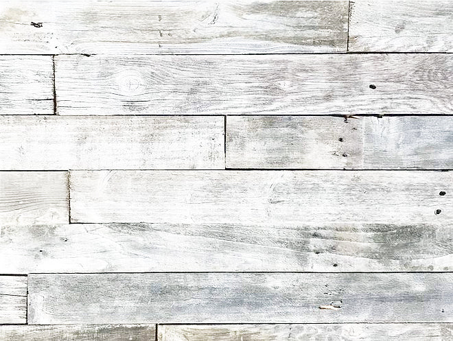 Vinta Wood™ White Wash Wall Planks