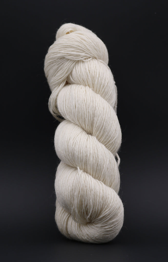 BFL Fingering SW Undyed Yarn (5 x 100g Pack) Bluefaced Leicester dyersupplier