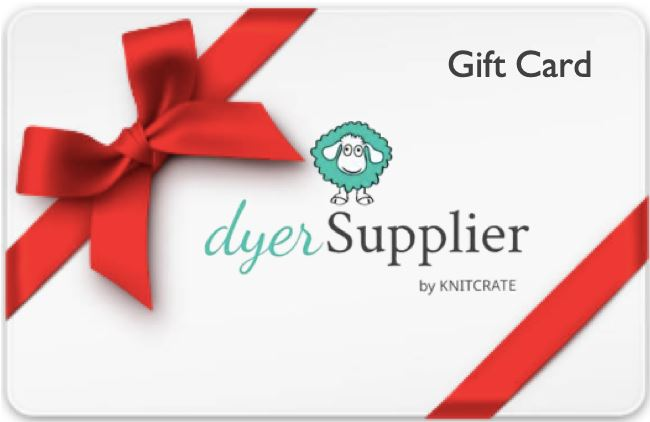 Dyer Supplier Digital Gift Card dyersupplier