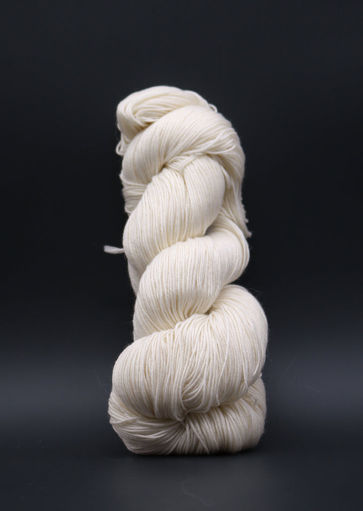 Indulge - SW Merino, Kid Mohair, and Silk Undyed Yarn (Single Skein) SW Merino dyersupplier