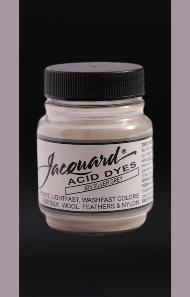 Jacquard Acid Dyes in Silver Grey dyersupplier