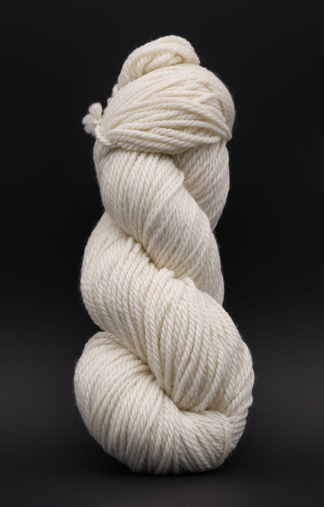 Non Superwash Pillow Aran Undyed Yarn (Single Skein) Down To Earth dyersupplier