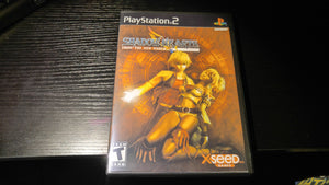 Shadow Hearts From The New World PS2 Reproduction copy