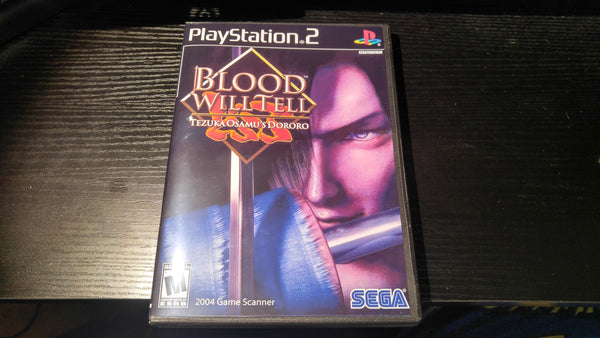 Blood Will Tell PS2 Reproduction copy