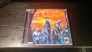 They Hunger Trilogy Sega Dreamcast Reproduction back up