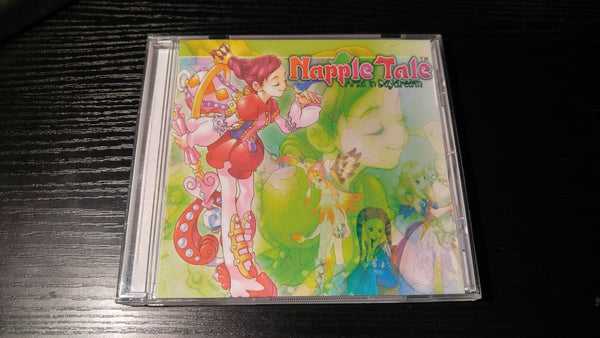 Napple Tale English translated Sega Dreamcast reproduction