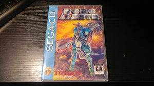 Robo Aleste Sega CD reproduction