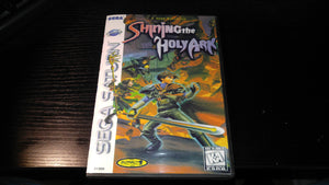 Shining the Holy Ark Sega Saturn Reproduction copy