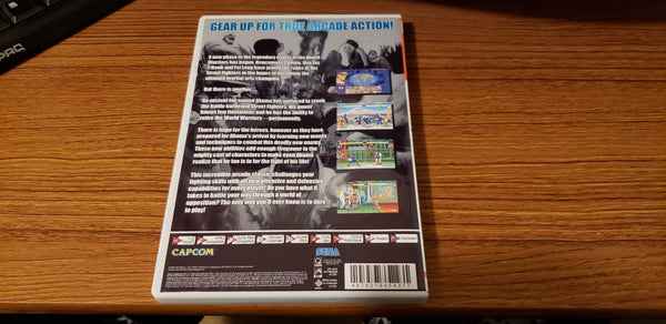 Super Street Fighter 2 X for matching service grand master challenge Repro