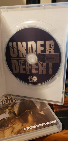 Under Defeat Sega Dreamcast Reproduction