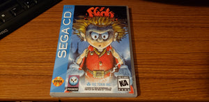 Flink Sega CD Reproduction