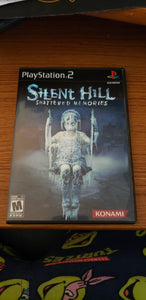 Silent Hill Shattered Memories PS2 repro